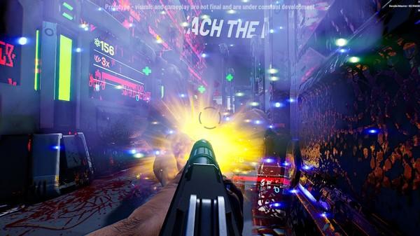 Скриншот №23 к Maze Slaughter Prototype