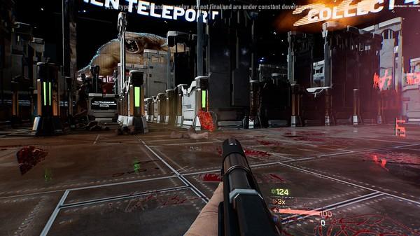 Скриншот №24 к Maze Slaughter Prototype