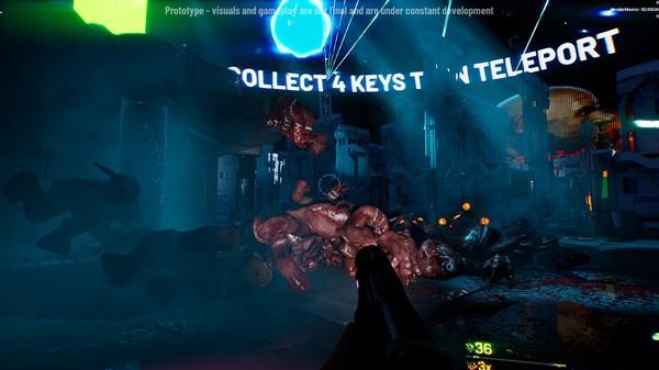 Скриншот №6 к Maze Slaughter Prototype