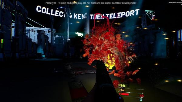 Скриншот №12 к Maze Slaughter Prototype