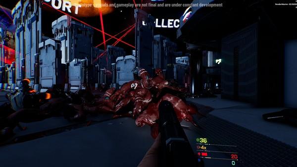 Скриншот №8 к Maze Slaughter Prototype