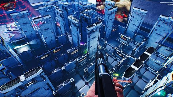 Скриншот №1 к Maze Slaughter Prototype