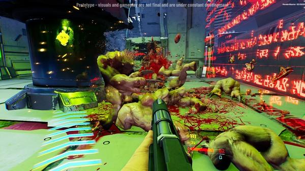 Скриншот №30 к Maze Slaughter Prototype