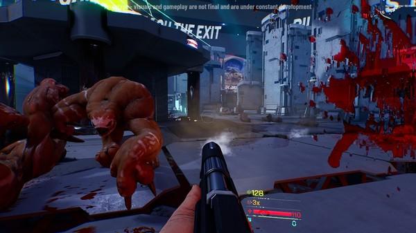 Скриншот №15 к Maze Slaughter Prototype