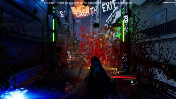 Скриншот №27 к Maze Slaughter Prototype
