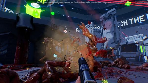 Скриншот №20 к Maze Slaughter Prototype