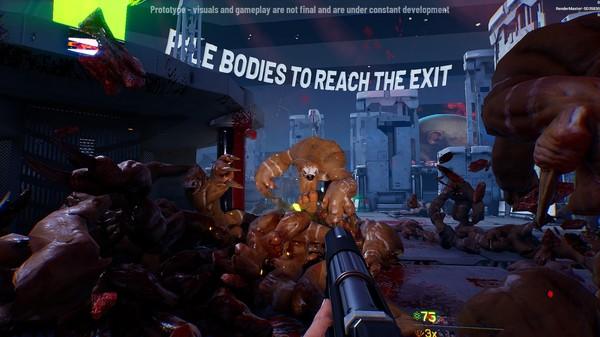 Скриншот №16 к Maze Slaughter Prototype