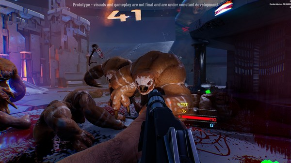 Скриншот №9 к Maze Slaughter Prototype
