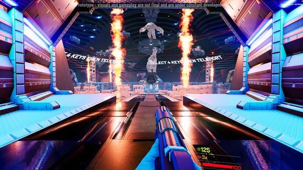 Скриншот №33 к Maze Slaughter Prototype