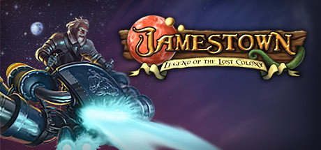 Jamestown Cover Image