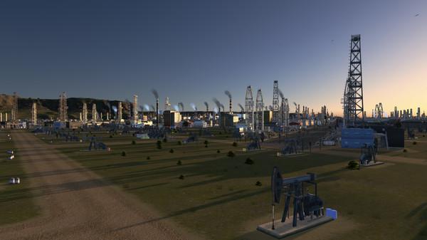 Скриншот №5 к Cities Skylines - Synthetic Dawn Radio