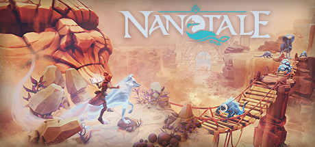 Nanotale - Typing Chronicles Cover Image