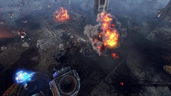 Скриншот №4 к Warhammer 40000 Inquisitor - Martyr - Faith Undone