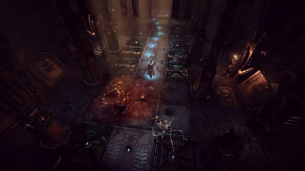 Скриншот №2 к Warhammer 40000 Inquisitor - Martyr - Faith Undone