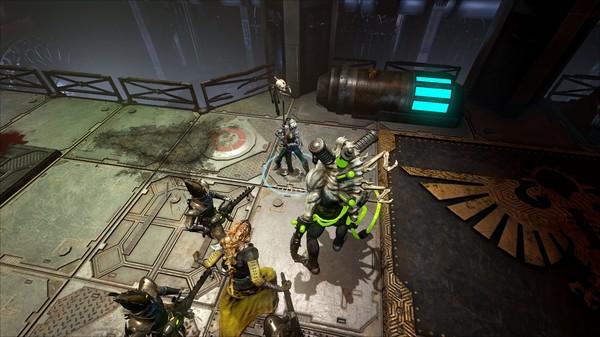 Скриншот №4 к Warhammer 40000 Inquisitor - Martyr - Monotask Servo-skull