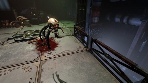 Скриншот №1 к Warhammer 40000 Inquisitor - Martyr - Monotask Servo-skull