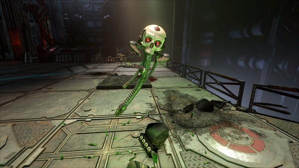Скриншот №2 к Warhammer 40000 Inquisitor - Martyr - Monotask Servo-skull