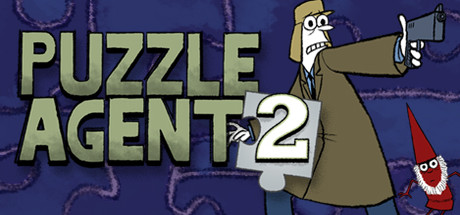 Puzzle Agent 2 Cover Image