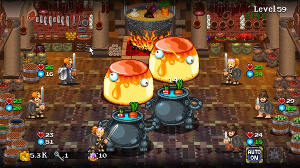 Soda Dungeon 2 screenshot