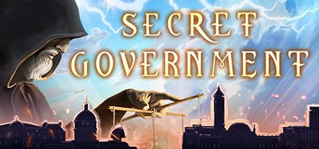 Secret Government Cover Image