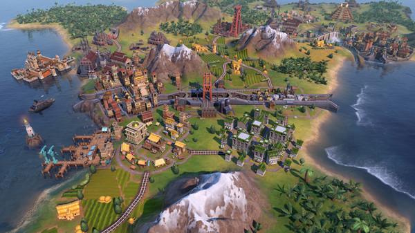 Скриншот №3 к Sid Meiers Civilization® VI Gathering Storm
