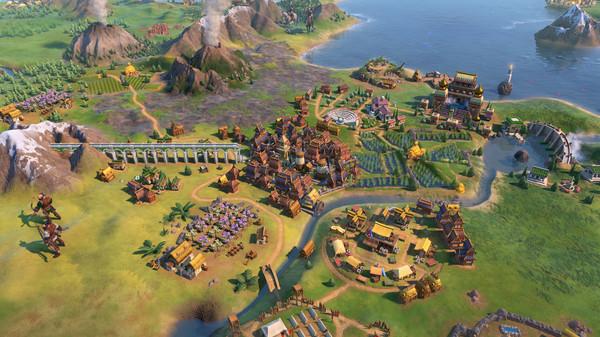 Скриншот №4 к Sid Meiers Civilization® VI Gathering Storm
