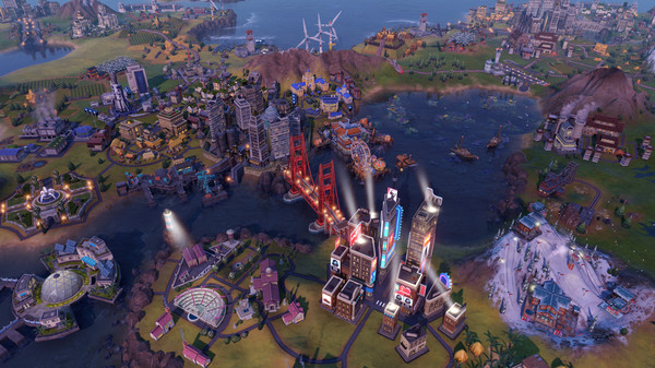Скриншот №2 к Sid Meiers Civilization® VI Gathering Storm