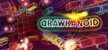 Drawkanoid Cover Image