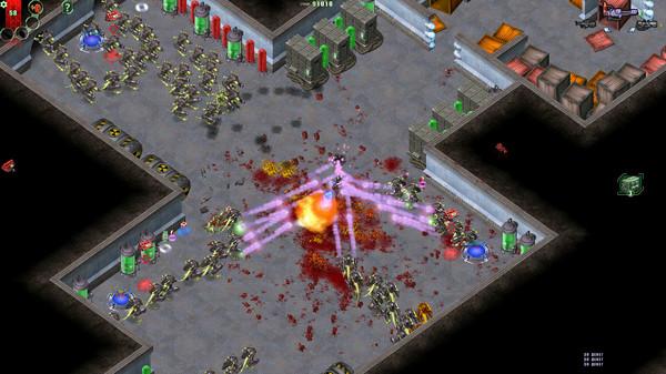 Скриншот №7 к Alien Shooter - Last Hope