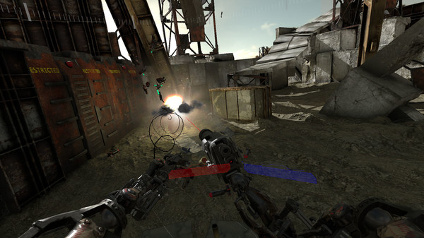 ArmZ VR screenshot