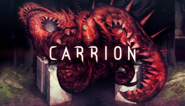 Save 35% on CARRION on Steam