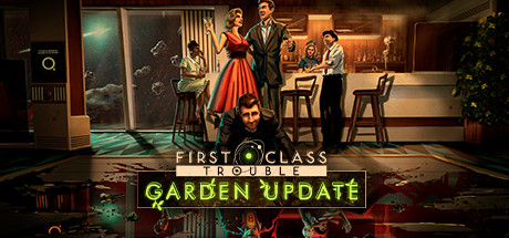 First Class Trouble Cover Image