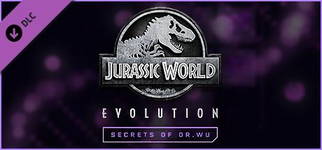 Image for Jurassic World Evolution: Secrets of Dr Wu