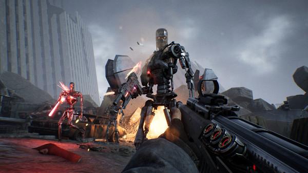 Скриншот №1 к Terminator Resistance