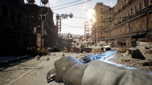 Скриншот №7 к Terminator Resistance