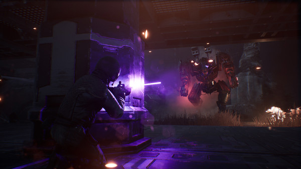 Скриншот №12 к Terminator Resistance