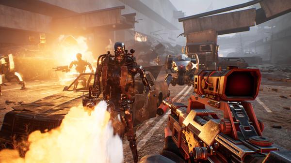 Скриншот №11 к Terminator Resistance