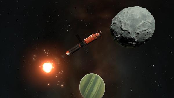 Скриншот №4 к Kerbal Space Program 2