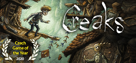 Creaks Cover Image