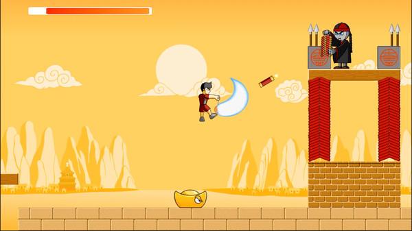 Badminton Warrior screenshot
