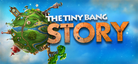The Tiny Bang Story Cover Image