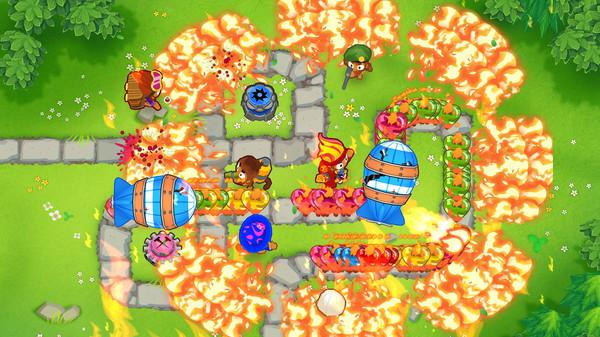 Скриншот №3 к Bloons TD 6