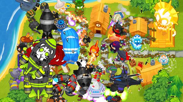 Скриншот №4 к Bloons TD 6