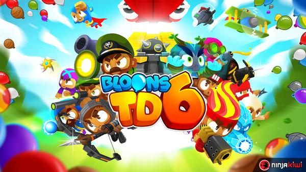 Скриншот №9 к Bloons TD 6