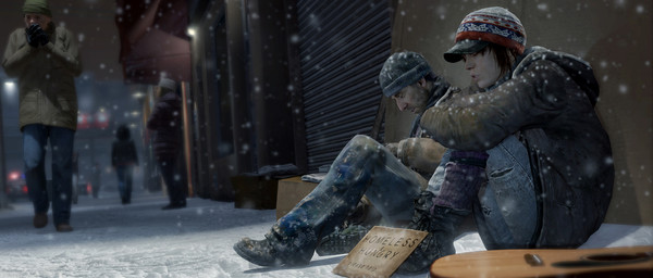 BEYOND: Two Souls скриншот