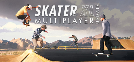 Skater XL - The Ultimate Skateboarding Game Cover Image