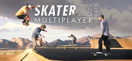 Skater XL - The Ultimate Skateboarding Game Cover Image