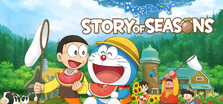 DORAEMON  STORY OF SEASONS Cover Image
