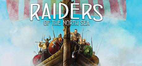 Raiders of the North Sea Cover Image