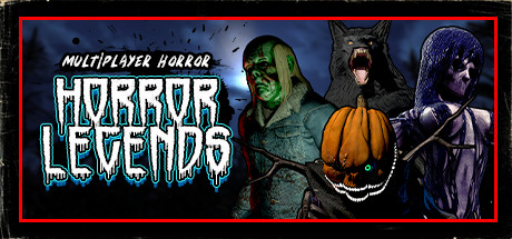 Horror Legends Cover Image